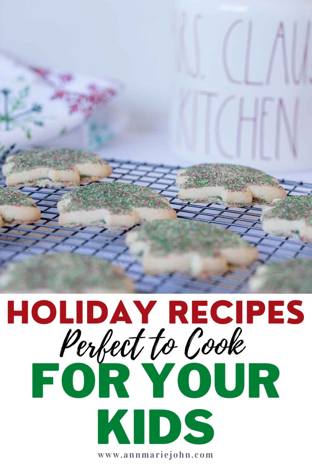 Holiday Recipes Perfect to Cook for Your Kids