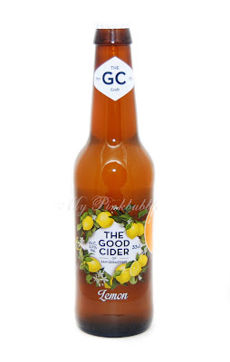 The Good Cider lemon