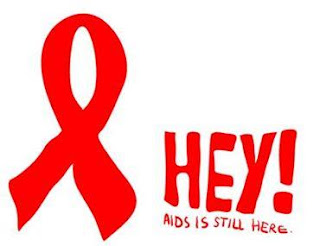 Lets united and support HIV infected people or those who show symptoms should not be isolated.