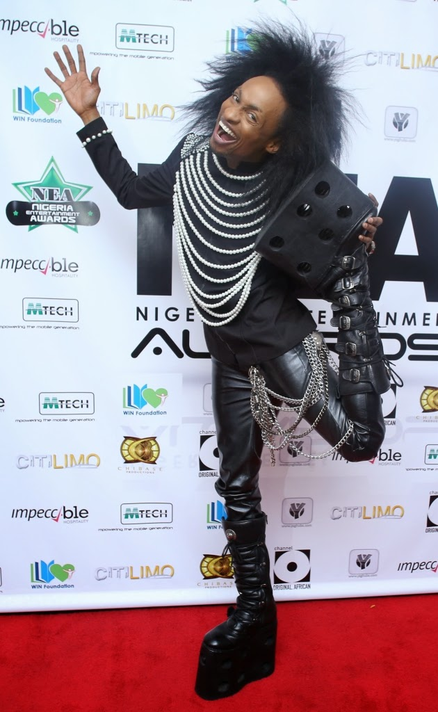 P67A9869 Red carpet photos from 2014 Nigeria Entertainment Awards