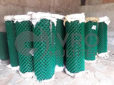 Distributor Kawat Harmonika PVC | Produksi Kawat Harmonika