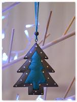 décoration de Noël sapin