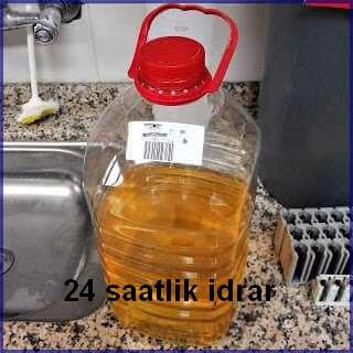 24 saat idrar fosfor testi