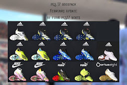 Boots Repack February 2021 UP AIO - PES 2017