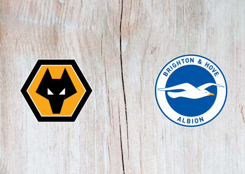 Wolverhampton Wanderers vs Brighton & Hove Albion -Highlights 7 March 2020