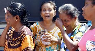 Σρι Λάνκα: Στους 310 οι νεκροί - Εθνικό πένθος σήμερα