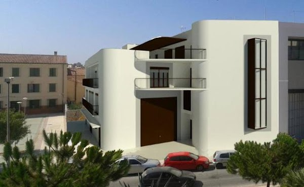 Urbanismo concede la licencia de obras para la casa hermandad de la Cofradía del Dulce Nombre de Málaga