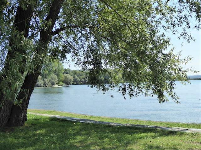 veduta lago maggiore da Angera