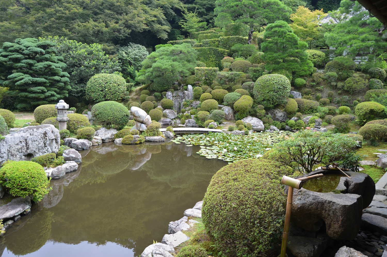 Noel 39 S Garden Blog Sado Naturalism A Hard Look At The Japanese Garden Part Two