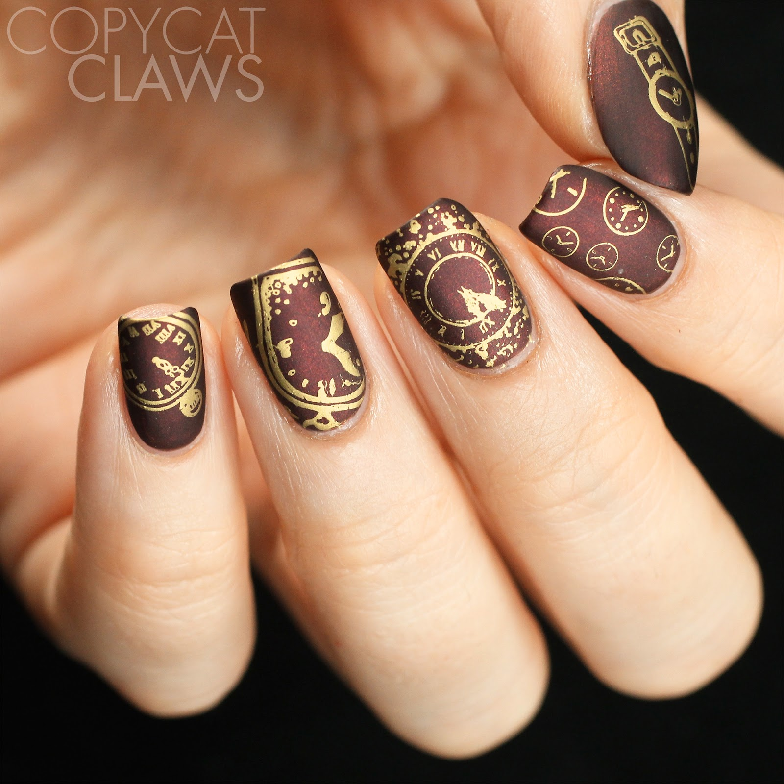Copycat Claws 26 Great Nail Art Ideas New Year New You