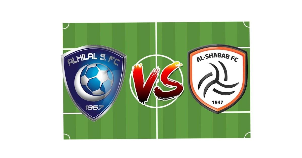 مشاهدة مباراة الهلال و الشباب بث مباشر اليوم في الدوري السعودي