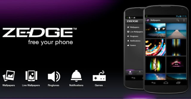 تحميل تطبيق Zedge Premium مهكر مجانا للاندرويد