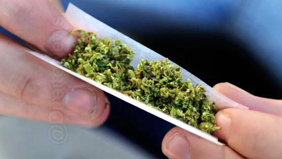 posse drogas consumo proprio revogacao sursis