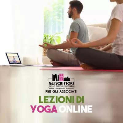Lezioni di Yoga per associati