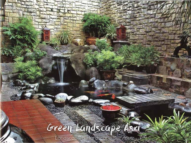 Jasa Pembuatan Relief Kolam Tebing Tuban | Tukang Dekorasi Relief Taman