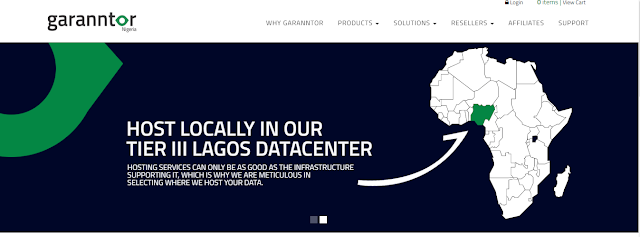 Garanntor.ng: Coupon Code to Get 10% Discount for Web Hosting, Domain Name or vps