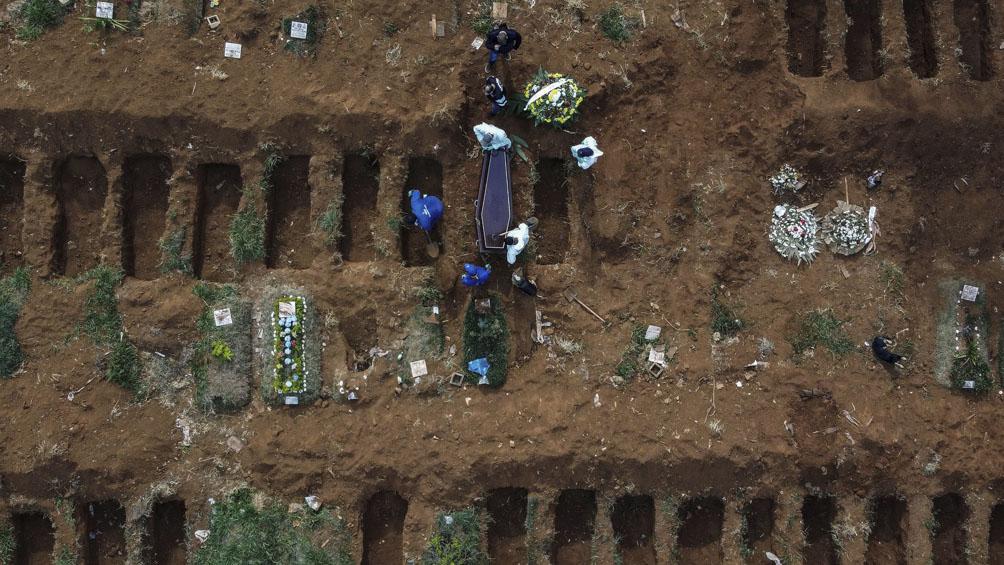 La OMS alertó que América del Sur es el nuevo epicentro de la pandemia