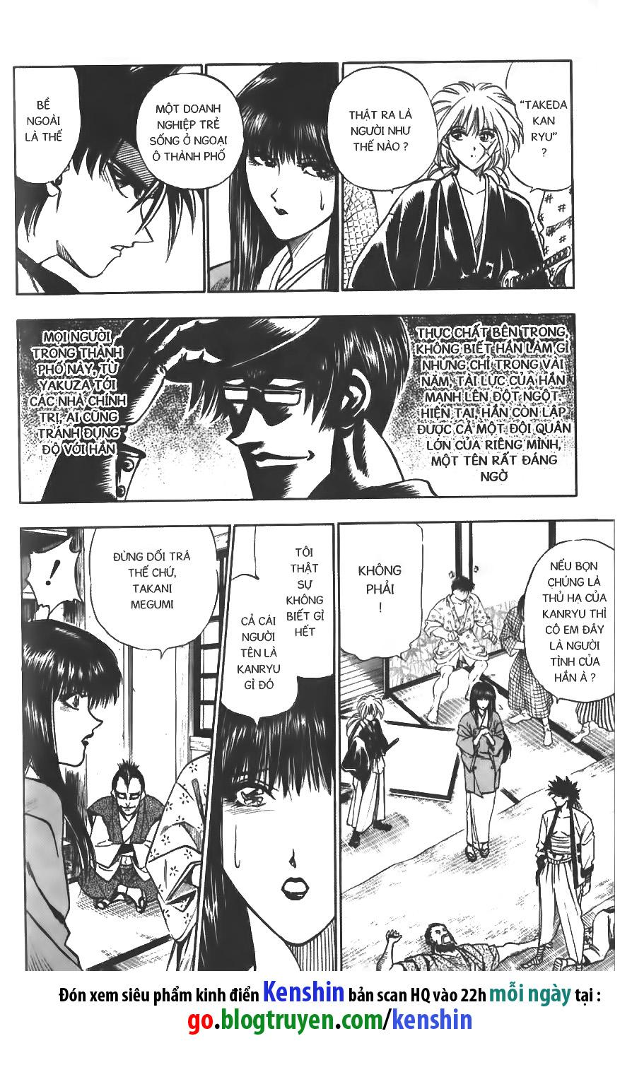 Rurouni Kenshin chap 15 trang 14