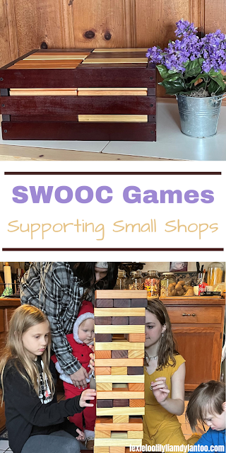 Supporting Small Shops - SWOOC Games