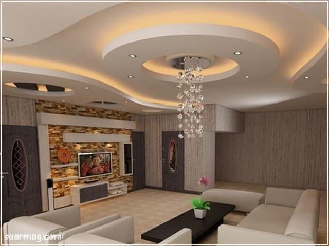 اسقف جبس بورد حديثة 5 | Modern Gypsum Ceiling 5