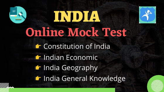 India free Online mock test for all competitive exams