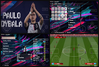 Download PES 2020 PPSSPP Chelito v7 New PS4 Editions PSP Android