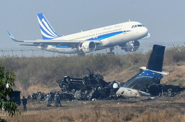 पायलट के गुस्से ने प्लेन गिरवाया plane accident