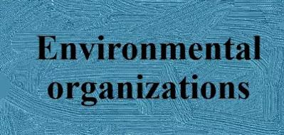 List of International Environmental Organizations