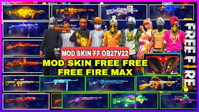 MOD SKIN FF - HƯỚNG DẪN MOD FULL ĐỒ VIP V22 FREE FIRE MAX VÀ THƯỜNG VÀO TRẬN NHANH KHÔNG LỖI OB27
