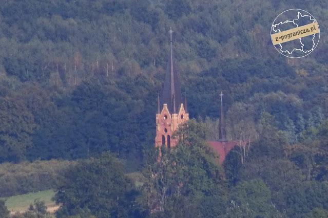 kościół pw. św. Stanisława Osobnica