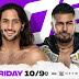 WWE 205 Live - 25.12.2020   Vídeos + Resultados
