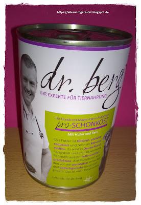 Dr. Berg Pro Schonkost