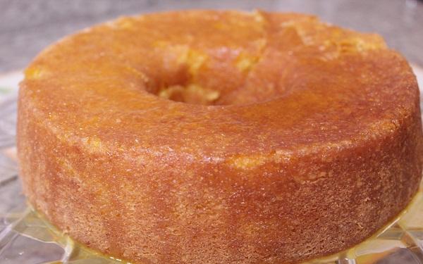 Receita de bolo de tangerina (Imagem: Reprodução/Segredos da Tia Emília)