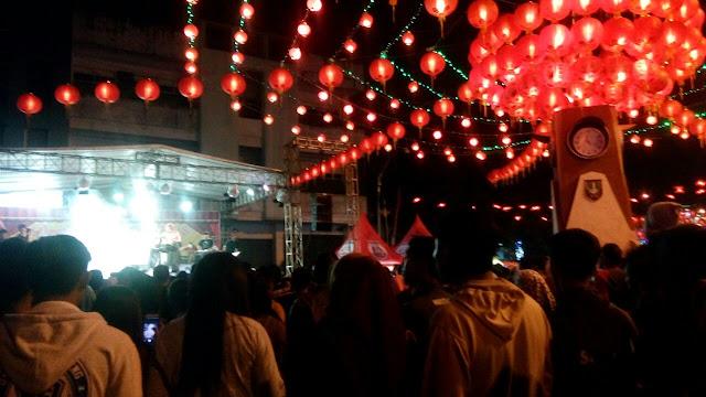 Meskipun Gerimis, Perayaan Tahun Baru Imlek di Solo Tetap Ramai