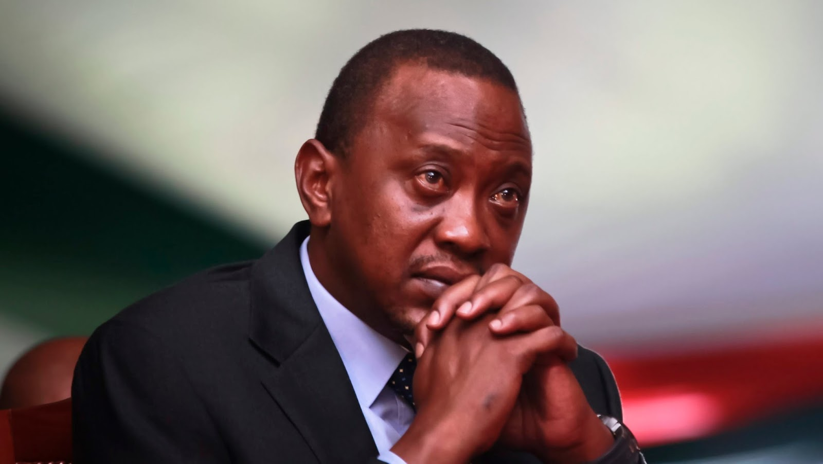 President Kenyatta in high tension over high levels of unemployment in Kenya. PHOTO | Courtesy