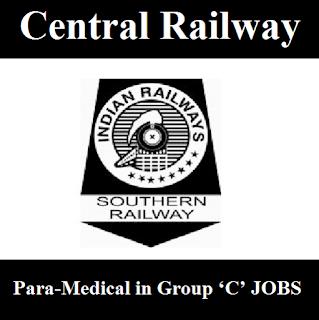 Central Railway Mumbai, Maharashtra, Central Railway, Railway, RAILWAY, 12th, Para Medical Staff, Staff Nurse, freejobalert, Sarkari Naukri, Latest Jobs, central railway logo