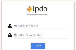 Jadwal Pendaftaran Beasiswa LPDP