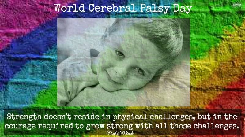 World Cerebral Palsy Day Wishes