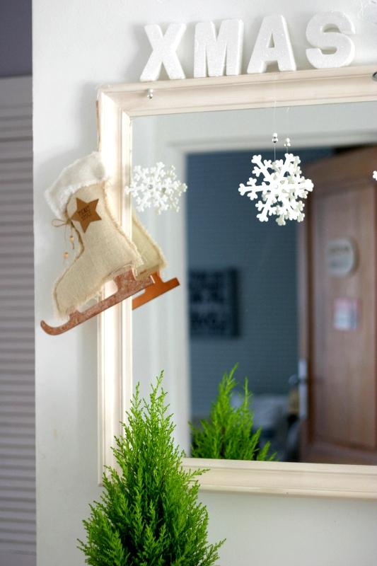 My Little White Home świąteczny Przedpokój