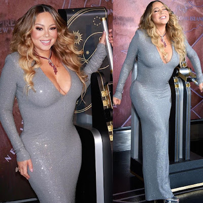 Mariah Carey fashion and style looks latest