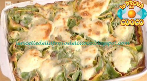 Prova del cuoco - Ingredienti e procedimento della ricetta Nidi di rondine di Daniele Persegani