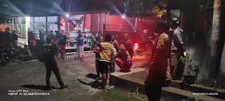 Polisi Membubarkan Aksi Penyerangan Kelompok Remaja Di BTN Pepabri Sengkang