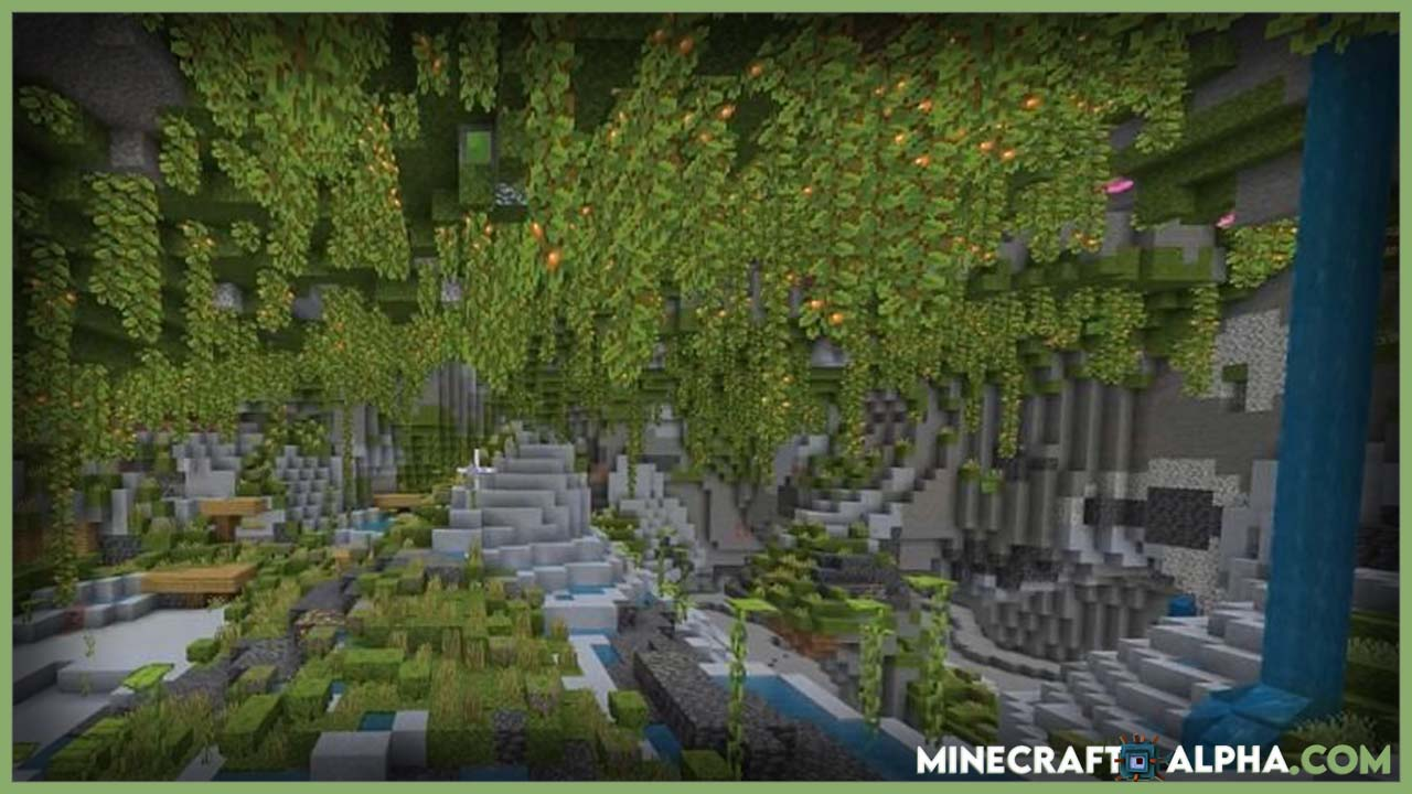 Minecraft Bedrock New 1.17.10 Beta Patch Notes: New Lavish Caverns, Mountain Biomes, Sculk Sensors, And That's Only The Tip Of The Iceberg