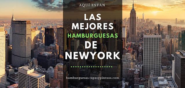 Las mejores hamburguesas de Nueva York