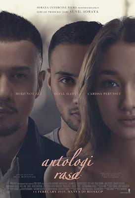 Sinopsis Film Antologi Rasa (2019)