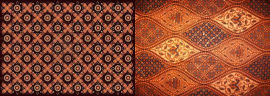 Gambar motif batik solo