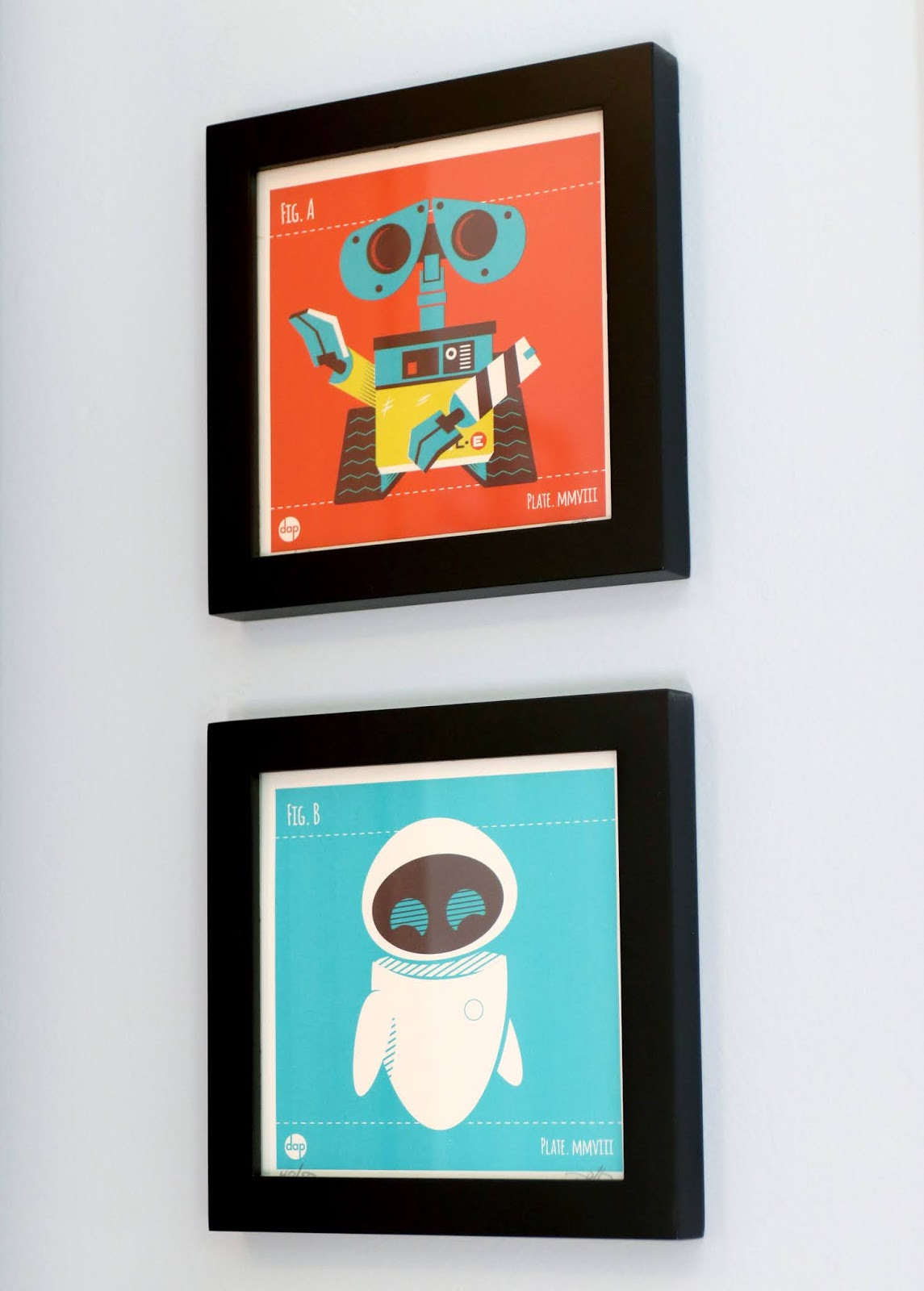 nycc new york comic con wall-e art prints dave perillo