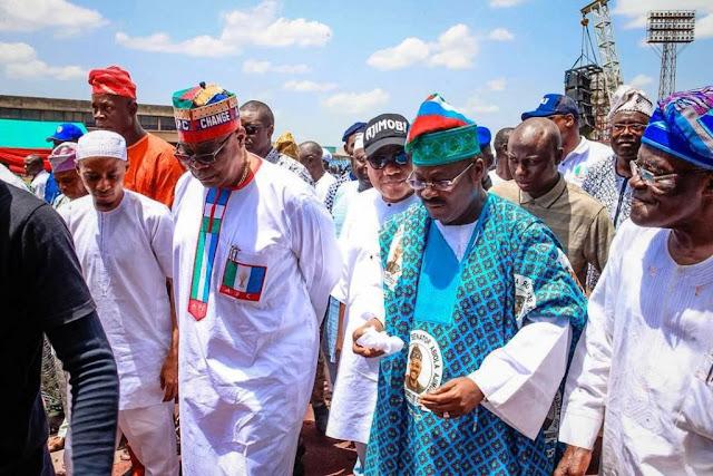 How Akin Oke, Isiaka Alimi emerged chairmen in Oyo APC parallel congresses