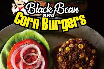 Black Bean and Corn Burgers