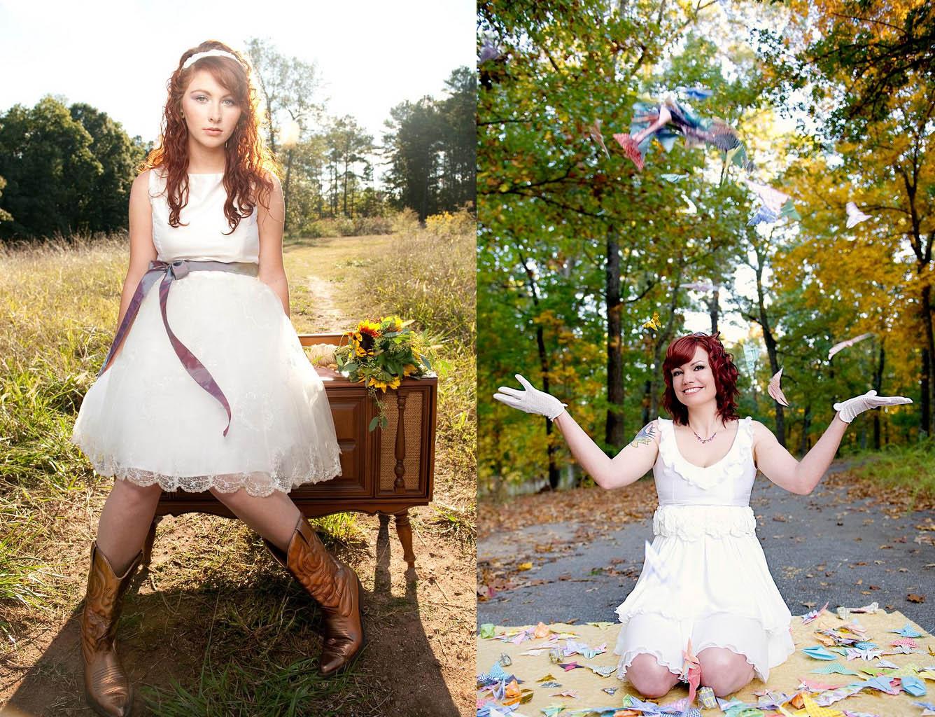 Wedding Dress Ideas: DevilInspired Wedding Dresses: Wedding Dress Ideas For